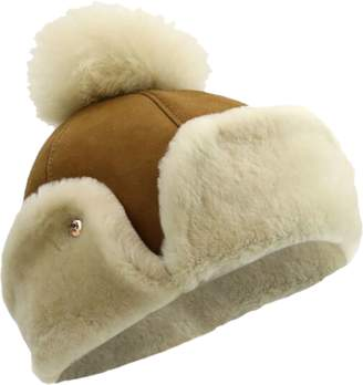 UGG Sheepskin Flap Hat - Women's