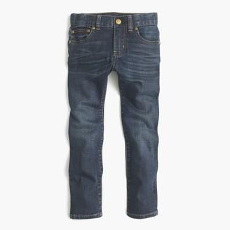 J.Crew Boys' dark-wash jean in stretch skinny fit
