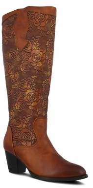 Spring Step L'artiste By Lassale Western Boot