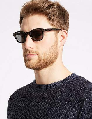 Marks and Spencer Polarised D Frame Sunglasses