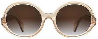 Oscar de la Renta X Morgenthal Frederics Regina Sunglasses