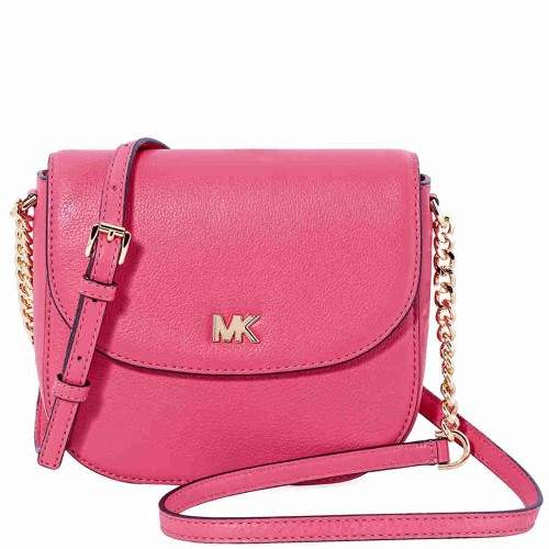 Michael Kors Mott Crossbody Bag- Rose Pink - ONE COLOR - STYLE