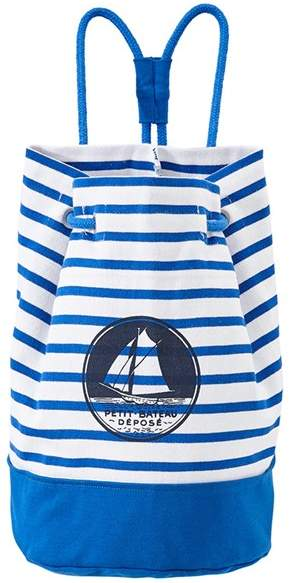 Boys Sailor Bag In Heavyweight Jersey