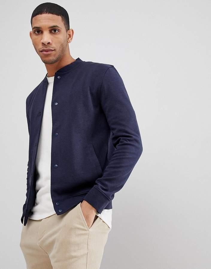 – Jersey-Bomber-Sweatshirt