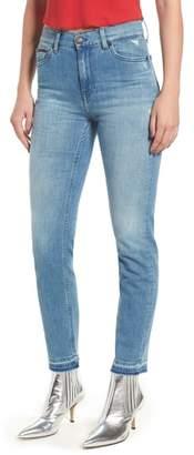 Tommy Jeans Izzy High Waist Slim Leg Jeans
