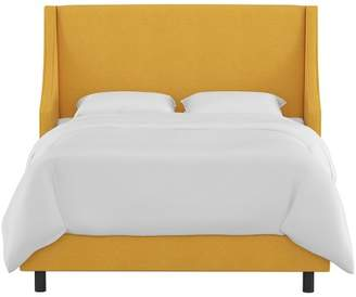 Swoop Wingback Bed - Skyline Furniture®