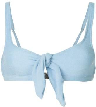 Suboo bow front bikini top