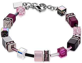 Coeur de Lion Women Stainless Steel Charm Bracelet - 4014/30-0412
