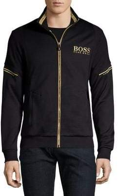 HUGO BOSS Striped Track Jacket