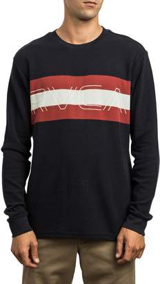RVCA Trafford Long Sleeve Shirt