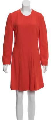 Stella McCartney Long Sleeve Mini Dress Long Sleeve Mini Dress