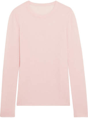 ATM Anthony Thomas Melillo Luxe Essentials Cashmere Sweater - Pink