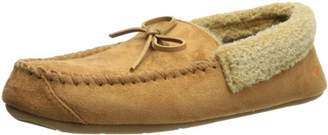 Dockers Ryan Aviator Moccasin with Warm Plush-Sherpa Style Collar