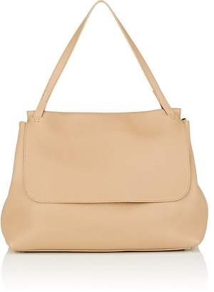 The Row Women's Top-Handle 14 Leather Satchel