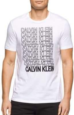 Calvin Klein Brand Logo Tee