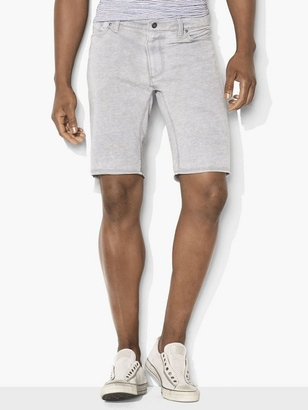 French Terry Knit Shorts $128 thestylecure.com