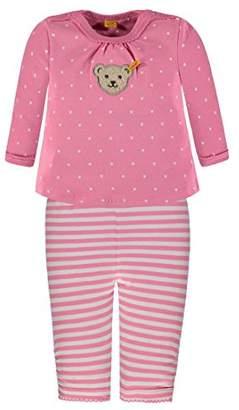 Steiff Girl's 2tlg. Schlafanzug 6836225 Pyjama Sets,6-9 Months