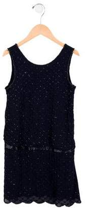 Derhy Kids Girls' Embellished Dress
