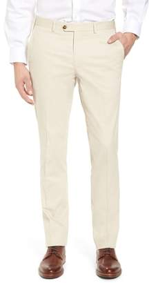 Peter Millar COLLECTION Perfect Flat Front Poplin Pants