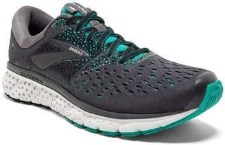 Brooks Women's Glycerin 16 Running Shoe (BRK-120278 1B 4080960 7.5 EBO/GRN/BLK)