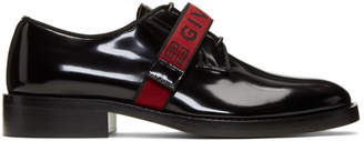 Givenchy Black Crus Derbys