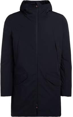Museum Holder Blue Nylon Coat