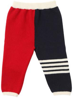 Thom Browne Cashmere Knit Sweatpants