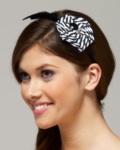 Bebe Grosgrain Ribbon Headband