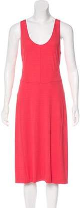 Narciso Rodriguez Lace-Up Midi Dress w/ Tags
