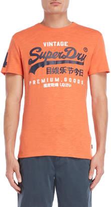 Superdry Premium Goods Duo Tee