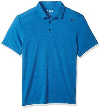 Fox Men's Rookie Short Sleeve Dri-Release Polo