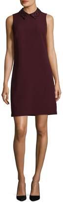 Julia Jordan Women's Embellished Collar Dress