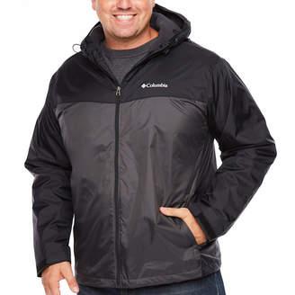 Columbia Woven Lightweight Raincoat Big and Tall