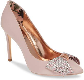 79544bf5b Ted Baker Pink Pumps - ShopStyle
