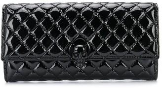 Alexander McQueen quilted Skull purse