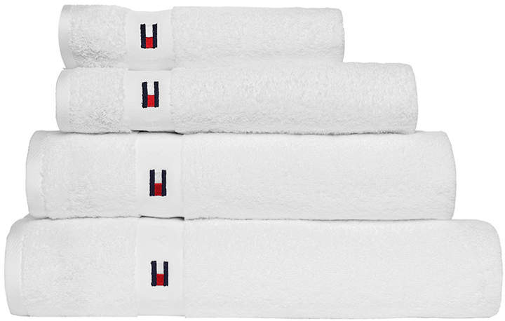 Plain White Range Towel - Bath Towel