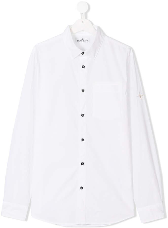 Stone Island Junior long sleeve shirt