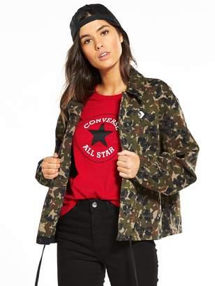 Converse Star Coaches Jacket - Camo
