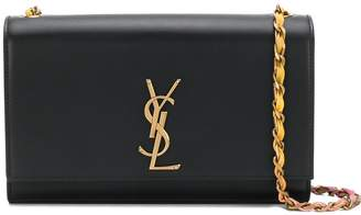 Saint Laurent Medium Kate Rainbow Chain Bag
