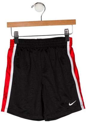 Nike Boys' Perforated Athletic Shorts