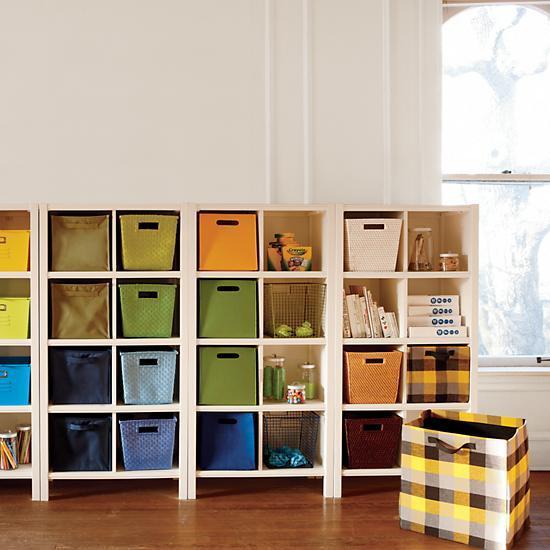 Baby Essentials Green Medium Top Box