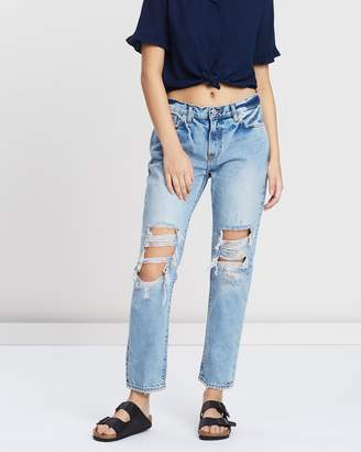 Mng Relaxed Jeans