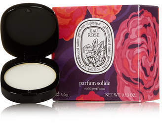 Diptyque Solid Perfume - Eau Rose, 3.6g
