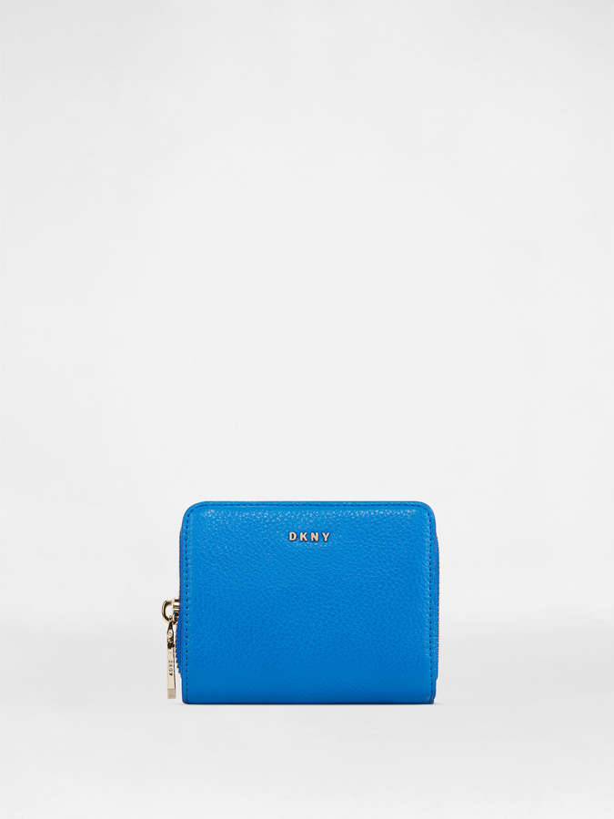 DKNY Small Leather Wallet