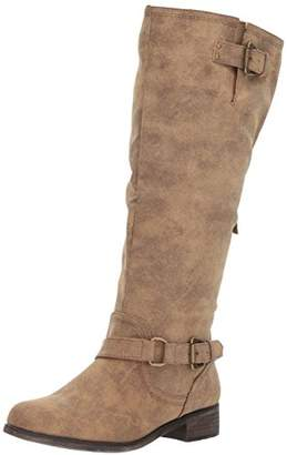 XOXO Women's Maire Riding Boot