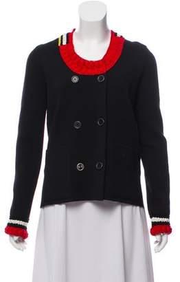 Sonia Rykiel Wool Lightweight Jacket