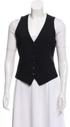 Rag & Bone Wool Tailored Vest