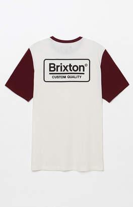 Brixton Palmer Two-Tone T-Shirt
