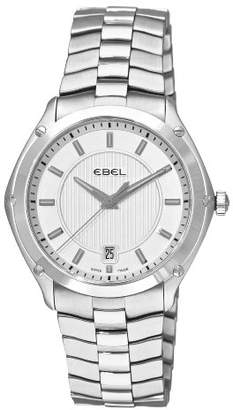 Ebel Men's 9955Q41/163450 Classic Sport Dial Watch
