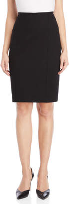 Premise Seamed Slim Pencil Skirt